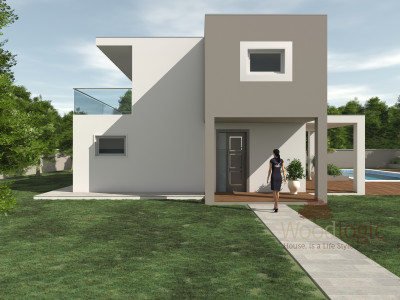 Case in legno classiche e moderne idee costruttive for Strutture case moderne