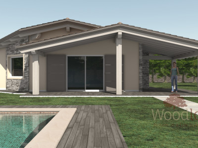 case in legno classiche e moderne idee costruttive